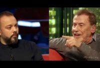 Antonio Maestre dice que Vox es *Fascista* y Sanchez Drago le demuestra que esta PROYECTANDO.-