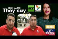 Abby Martin y Cubano Castrista: La Resistencia Revolucionaria desde... MAIAMEEEEEEEHH!!!