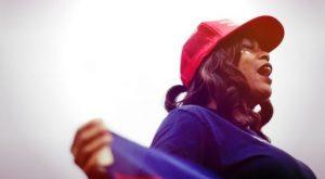 Tremenda Mujer Negra *CONTRARIA* a Black Lives Matter y la Politica IDENTITARIA.-