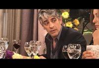 Actor Kirchnerista interpreta un clasico de la hipocresia progresista.-