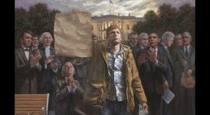 """""""Que tiene de especial la Constitución de los Estados Unidos de America?"""" por el Juez Scalia.-"""