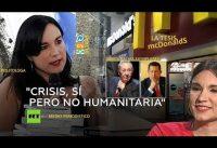 Arantxa Tirado vuelve al McDonalds de Caracas que la hizo FAMOSA.-