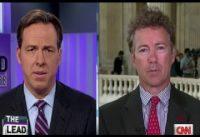 Cambio CLIMATICO: CNN vs. RAND PAUL.-