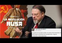 Cesar Vidal: Revolución Rusa y Fascismo Socialista; en TV Argentina.-
