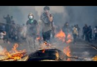 Chile: Avalancha de Vandalismo Revolucionario.-