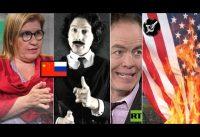 Chavistas apoyados en TopdeImpacto *AUGURAN* Implosión de la Economia de Estados Unidos.-