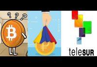 """Economista en TELESUR: """"El Petro Va a *SUPERAR* A BITCOIN!"""".-"""