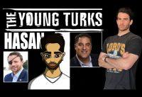 El macho-alfa de los YOUNG TURKS muestra su verdadera cara...