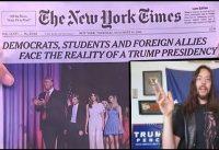 El New York Times termina dándole la RAZÓN a Trump.-