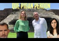 """AMLO exige un perdón, pero: """"La conquista la hicieron los Indios, la independencia los Españoles"""""""