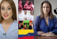 Contrapunto: Guerrillas en Colombia/Venezuela con RT Afinogenova | Maria Corina Machado.-
