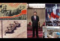 Una estatua de la libertad se alzó en Tianamén en 1989. FJLosantos: *CHINA* de Mao a Xi Jinping.-