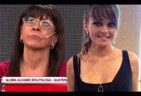 Gloria Alvarez Vs. Politicos de Izquierda Ofendidos por su Presencia.-