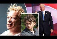 Johnny Rotten y Paul Joseph Watson Concuerdan: La CONTRACULTURA ya NO ESTA en la Izquierda.-