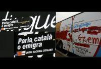 La Guerra *contra* el CASTELLANO en Cataluña y Galicia.-