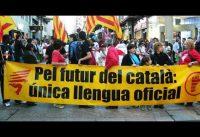 La Guerra contra el *IDIOMA ESPAÑOL* en... España.-