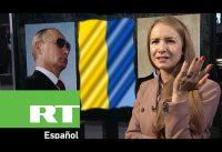 La Periodista Que *RENUNCIO* A RT RusiaToday en VIVO, AL AIRE.-