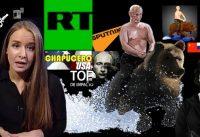 La Rusia real esta lejos del holograma que proyecta RT.-