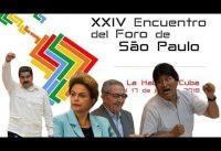 Los Mensajes *SUBLIMINALES* en el Foro de Sao Paulo!