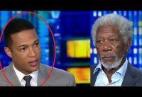Morgan Freeman vs la Narrativa Progreperiodistica.-