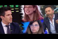 Iván Carrino discutiendo con Kirchner|Peron|Social-istas en la TV Argentina.-