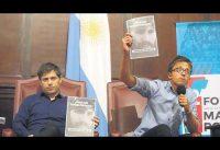 "Niñigo Errejón camino a fundar el ""ala liberal"" del Socialismo Peronista...."