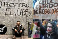 Barcelona y Chile: Paralelismos entre el vandalismo revolucionario y su ideologia corrosiva.-