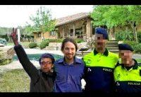 """La """"Casa del Pueblo"""" recibe protección policial 24hs: Que decia antes Pablenin de la Policia?"""