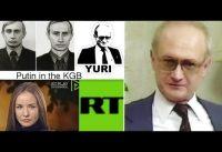 *Visionario* Desertor Soviético: Tecnicas Básicas de Propaganda Revolucionaria. De la KGB a RT.-