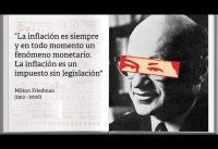 Economista Chavista sostiene que la HIPERINFLACIÓN *NO ES* un fenómeno MONETARIO.-