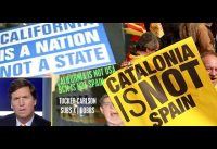 Tucker Carlson: California no es USA, Barcelona is not SPAIN.-