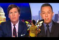 Tucker Carlson *vs* Activista DREAMER: Ser O NO Ser Ciudadano Legal.-