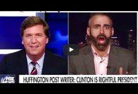 "Tucker Carlson *vs* PROGREPERIODISTA: ""Hillary es la Presidente Legitima!"".-"