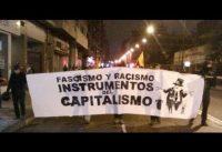 Violencia Politica en España: Asesinato Relacionado con ANTIFA.-