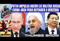 Youtuber MEX Pro-Ruso: Galeria de Videos. Thumbs Show.