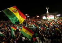 Bolivia se sacude, quiere LIBERTAD,  y eso MOLESTA a los Propagandistas Rusos (RT).-