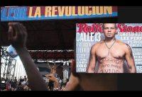 Artistas Propagandistas de la izquierda revolucionaria *vs* MARICHAL