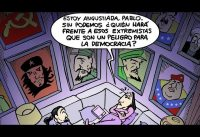 Enésima muestra de hipocresía e incongruencia de los revolucionarios-caviar de PODEMOS.....
