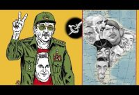 La desestabilización de Hispanoamérica desde el Castrismo, desde los 60s hasta hoy.-