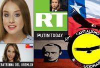 Contrapunto: EmperatrINNA del Kremlin *vs* Capitalismo Revolucionario y Viva Chile.-