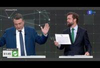 Vox *vs* Partido Nacionalista Vasco, Round 1 y 2. Post Debate y Extras.-