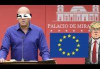 Las (Tardias) Sanciones de EUROPA al Régimen Chavista y su *FULMINANTE RESPUESTA!*.-