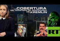 En medio del APAGÓN: la *COBERTURA* de RusiaToday al régimen de Maduro...