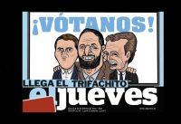 Luis del Pino Tras Bambalinas: Los pactos entre PP-Cs-Vox estan HECHOS.-