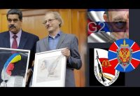 Chavismo PREMIA a los *INTELECTUALES AMIGIS* con el auspicio de la Stasi, KGB y el G2.-