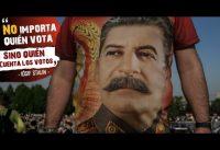 Teatro Electoral Chavista: No Importa Quien Vota, Sino Quien Cuenta los Votos...