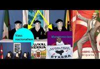 El blanqueamiento al totalitarismo de ETA y sus cómplices. Cambiaron los metodos, no los fines.