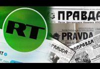 Propagandista Chavista es presentado como *EXPERTO* en Putin-Today RT.-