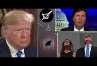 Trump contesta la pregunta de los OVNIS.-