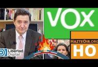 Cortocircuito entre FJLosantos y parte de Vox. Resumen Completo + Debate posterior.-